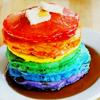 gay pancakes