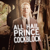 All Hail Prince Cockblock (Alice)