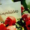 Bing: Congratulations
