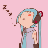 vocaloid @ sleepy