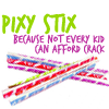 On the corner of 4th and Crazy: pixystix crack