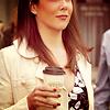 happy: got coffee