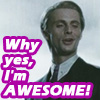 why yes i'm awesome!