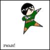 Naruto - Chibi Lee FWAH!