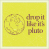 Stock - Pluto Drop It