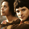 Merlin and Gwen