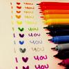 V: rainbow