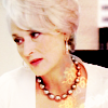 landice leigh: film. devil wears prada.