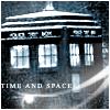 Emily-- Toppington von Monocle: tardis [doctor who]