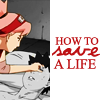 Sakura Haruno [AU]: how to save a life