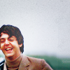 BEATLES help! paul looks so happy