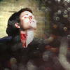 dean blood throat