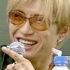 Gackt smile