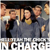 Star Trek - The Chick's In Charge