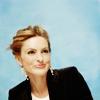 Sarah: Mariska; [Candid] Indelibly Blue