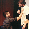 J2: I'll draw 3 figures on your heart.