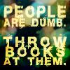 sabrewolfx27: Books