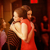 Beti: Rory/Lorelai hug