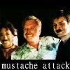Mark Hunter: Mustache