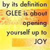 Glee: Joy