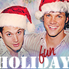 Holiday fun - J2