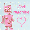 valentine - robot love machine
