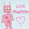 valentine - robot love machine
