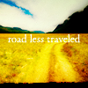 Sky: [other] road less traveled