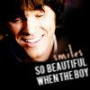 Nebula: spn sam when the boy smiles