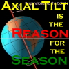 $winterholiday, axial tilt