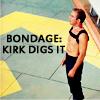 Sky: [star trek tos] bondage kirk