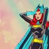 superhero batgirl stunned