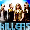 The Killers blue