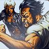 X-Men - Storm/Wolverine