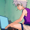 hxh // kiru // the internet is for it