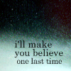 make you believe