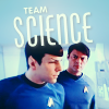 Star Trek Reboot: Team Science