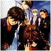 amanda: Gundam Boys