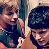 absinthefairy88: arthur/merlin