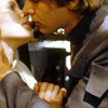 han solo lays one on her