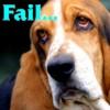Doggie says 'faill...'
