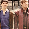 Bones: Merlin - Boys - Pretty