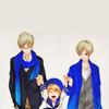 sea-kun's family!