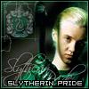 bukkake sensei: Draco Slytherin pride