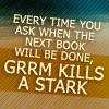 [ASOIAF] Kill a Stark