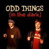 Stella: odd things in the dark b/c
