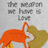 HP The Weapon is Love