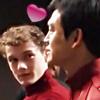 Chekov hearts Sulu