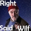 But, I don't want to be a pie,: wilf