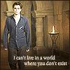 Edward - I can't live